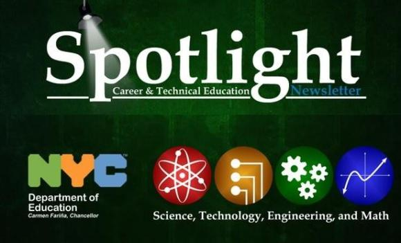 spotlight on cte flyer
