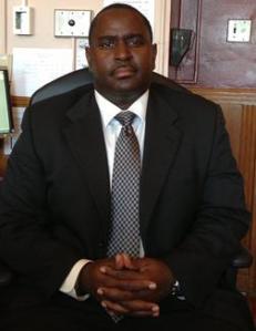 Principal, Marlon Bynum