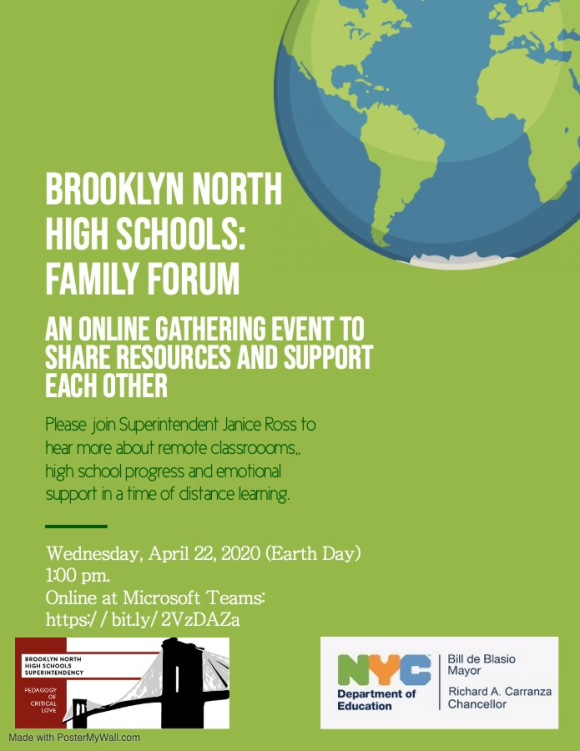 Brooklyn North Family Forum