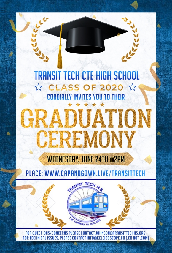 Transit Graduation 1