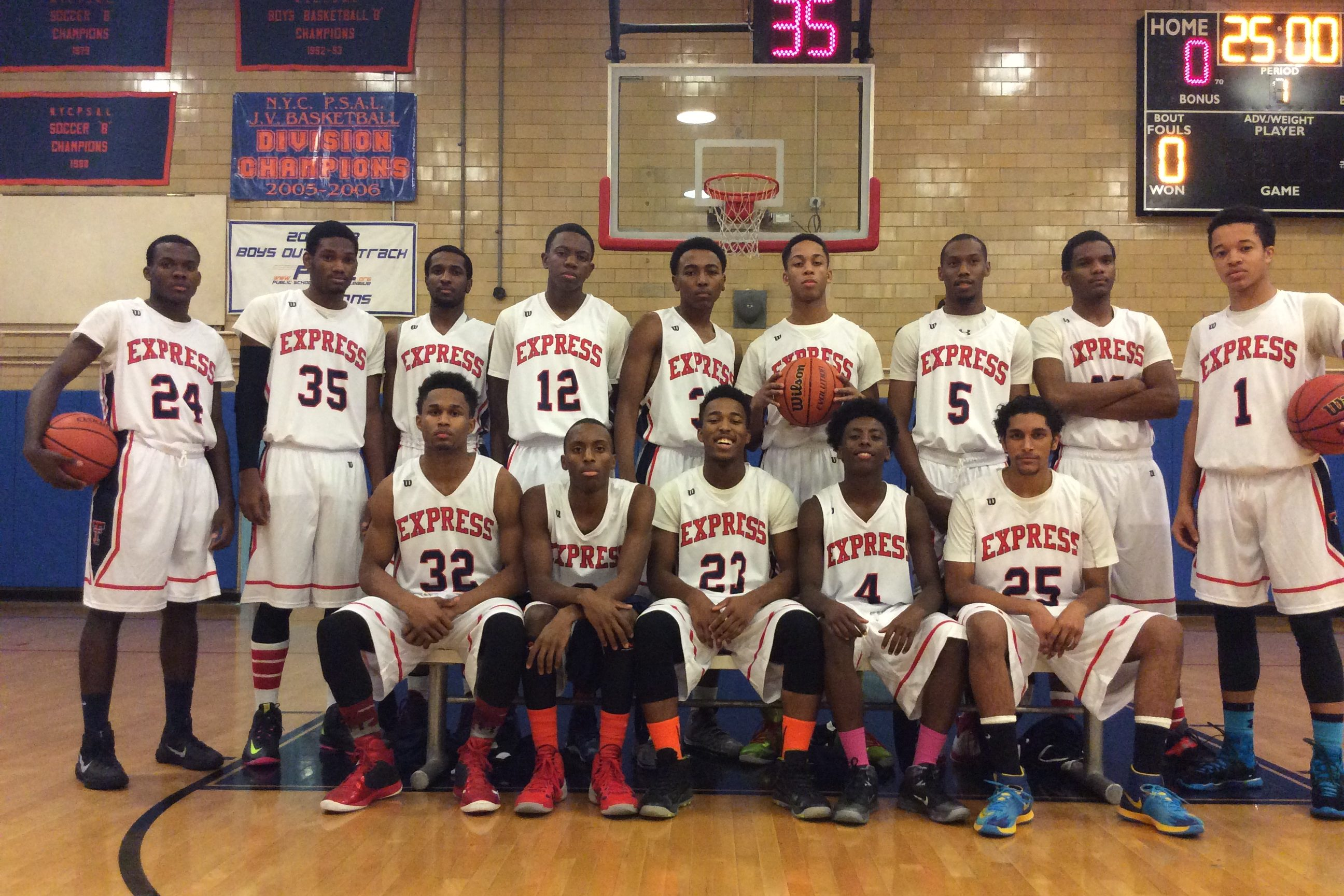 basketball team 2014